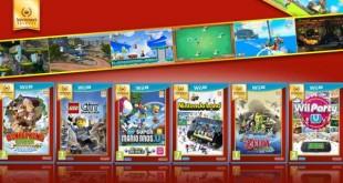 Los imprescindibles de Wii U se unen a la gama Nintendo Selects el 15 de abril