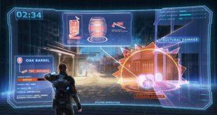 Blackroom de los credores de Doom y Quake futuro shooter con campaña kickstarter
