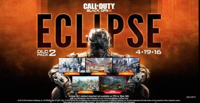 Call of Duty Black Ops III Eclipse DLC Pack Zetsubou no shima Trailer