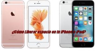 Tutorial para aumentar la capacidad disponible de tu iPhone en cuatro pasos. ¿Cómo liberar espacio en tu iPhone o iPad?