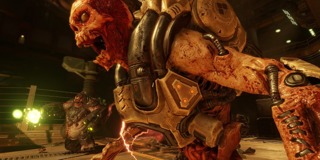 Beta abierta de DOOM tendrá lugar del 15 al 18 de abril