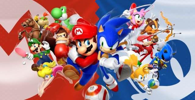 Mario & Sonic en los Juegos Olímpicos Rio 2016 en Nintendo 3DS