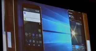 Microsoft tiene previsto tener notificaciones de Android en windows 10 con Cortana