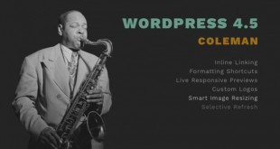 Descargar WordPress 4.5