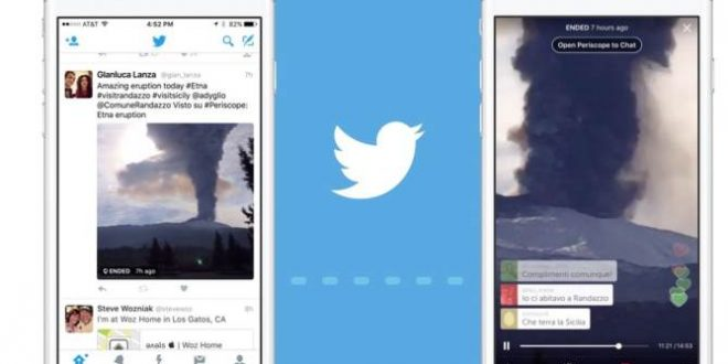Nuevos cambios en Twitter