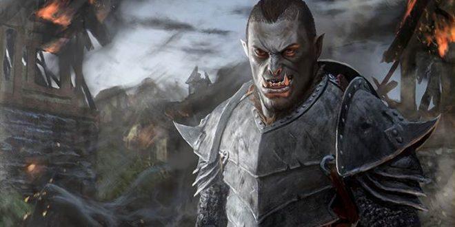 The Elder Scrolls Legends Orcos