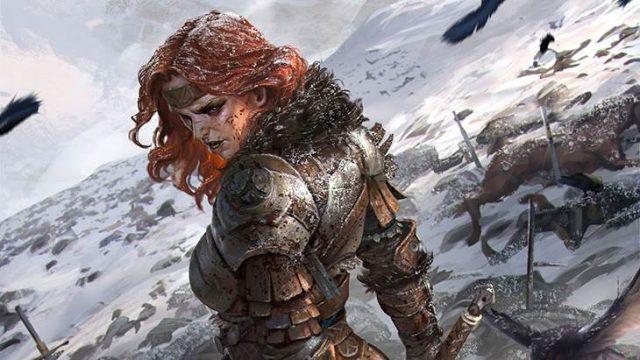 The Elder Scrolls Legends Nordicos