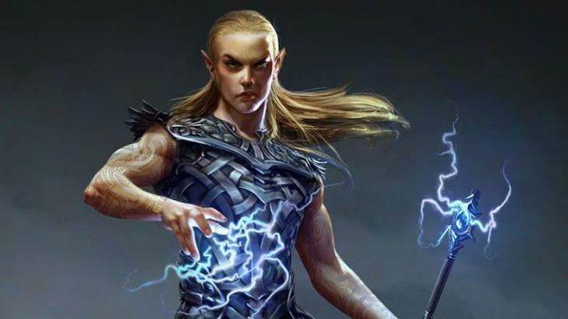 The Elder Scrolls Legends Altos elfos