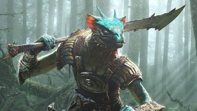 The Elder Scrolls Legends Argonianos