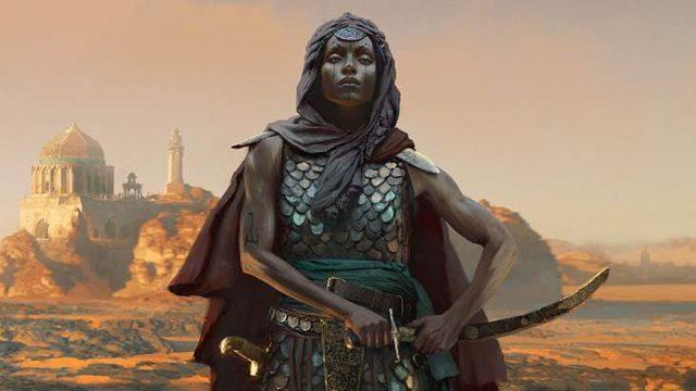 The Elder Scrolls Legends guardias rojos