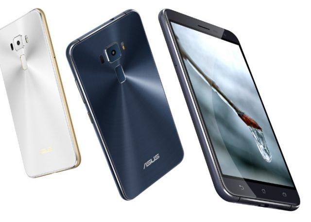 ASUS presentó también el ZenFone 3