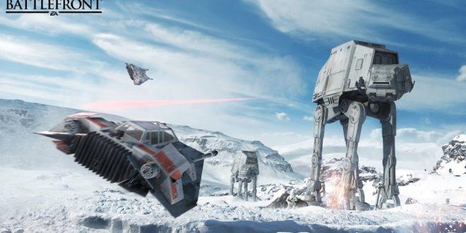 Día de Star Wars. Actualización de Star Wars Battlefront