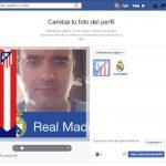 Facebook pone marcos de imágenes de perfil para celebrar la final de la Champions League Real Madrid y Atlético de Madrid