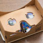 Google Cardboard VR a la venta fuera de EE.UU.