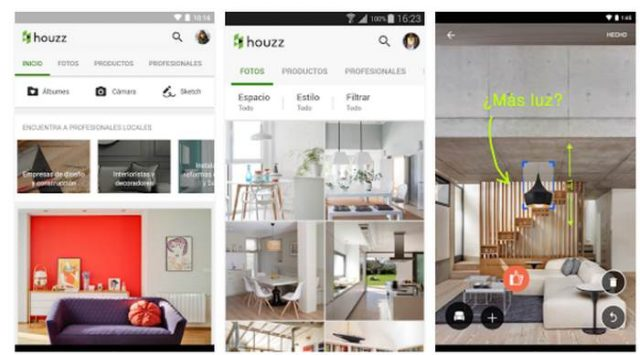 Mejor aplicación del Google Play Awards 2016 ha sido para Houzz