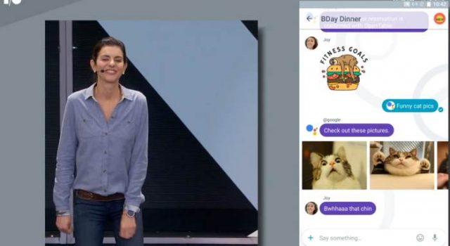 ¿Qué es Allo? El nuevo programa de mensajería de Google para Android