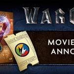 World of Warcraft gratis por ir a ver la película World of Warcraft: El Origen