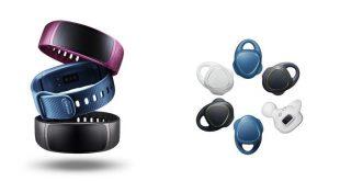 Gear Fit2 y Gear IconX: Samsung anuncia sus dos nuevos wearables enfocados al deporte