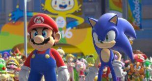 Mario & Sonic en los Juegos Olímpicos Rio 2016