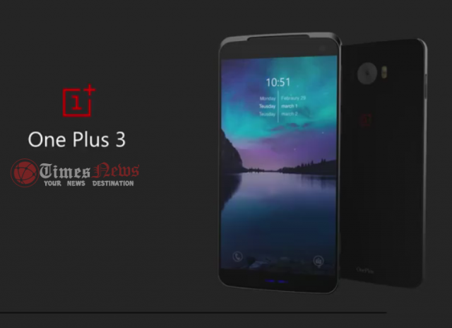 Características OnePlus 3