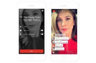 YouTube permitirá retransmitir vídeo en vivo
