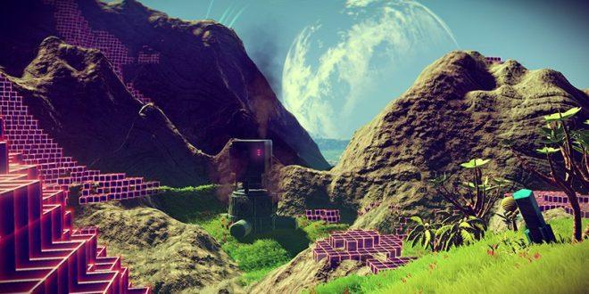 Desvelado el nuevo vídeo Explorar,que inaugura una serie de cuatro sobre el universo de No Man's Sky