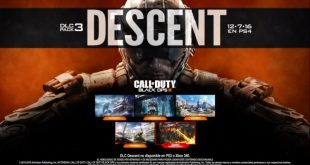 Call of Duty Black Ops III Descent disponible para PS4