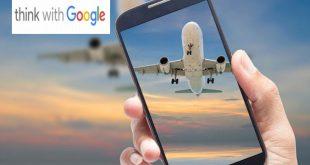 Google: El móvil y las búsquedas para las vacaciones