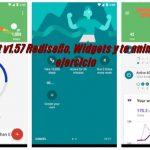 Google Fit v1.57 Rediseño, Widgets y te anima a hacer ejercicio