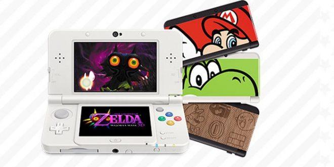 La venta de cartuchos piratas de la Nintendo 3DS es declarada ilegal en España