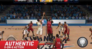NBA Live Mobile de EA Sport el mejor juego de baloncesto llega a los dispositivos móviles