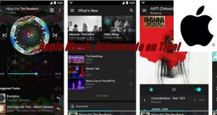 Apple Music, interesado en Tidal