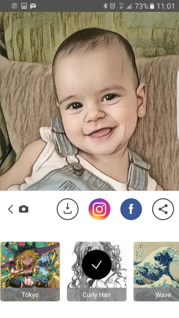 Los mejores filtros para retratos de la app Prisma