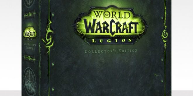 World of Warcraft: Legion Azeroth