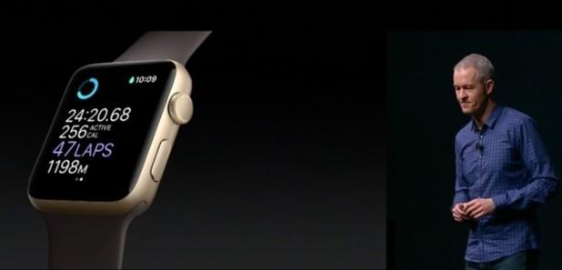 Imagen del nuevo Apple Watch Series 2