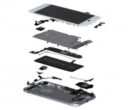 ¿Cuánto cuesta fabricar un iPhone 7?