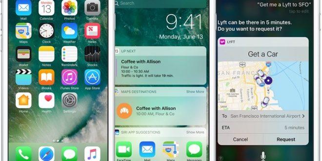 descargar iOS 10 los modelos de iPhone y iPad compatibles con el nuevo sistema operativo son mucho pero no todos. ¿Cómo actualizar a iOS 10 tu iPhone o iPad?