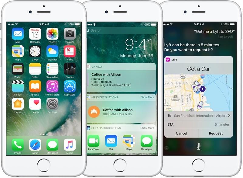 Descargar y actualizar iOS 10, los modelos de iPhone y iPad compatibles