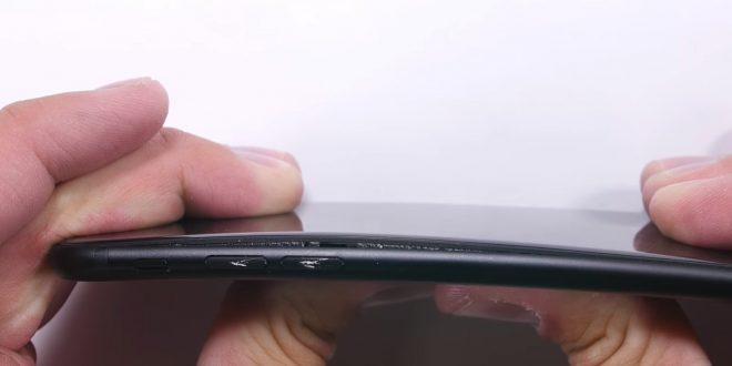Unboxing iPhone 7. Test de resistencia del iPhone 7. Bendgate