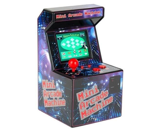 mini maquina arcade
