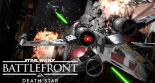 Elnuevo vídeo de Star Wars Battlefront muestra cómo destruir la Estrella de la Muerte