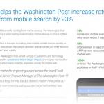 Tercer boletín informativo de Accelerated Mobile Pages (AMP)