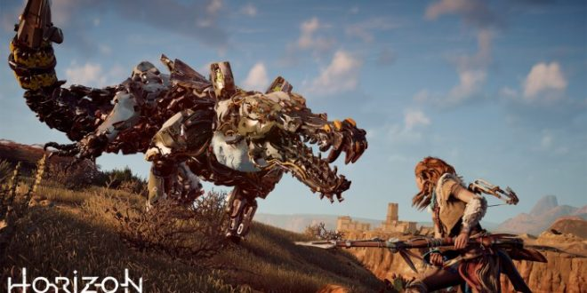 PlayStation desvela un nuevo vídeo de Horizon Zero Dawn