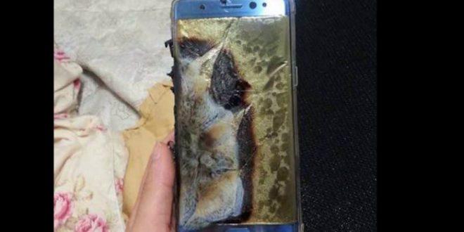 Más problemas para el Samsung Galaxy Note7. Os dejamos vídeos