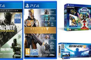 Activision presenta las mejores juegos para regalar esta Navidad