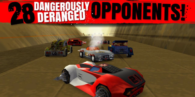 Carmageddon ahora gratis en Android