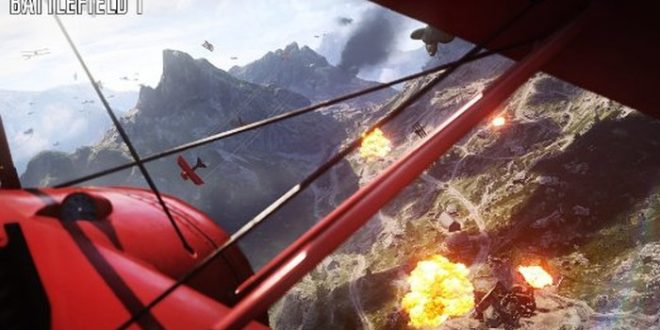 Desvelados los requisitos para Battlefield 1 en PC