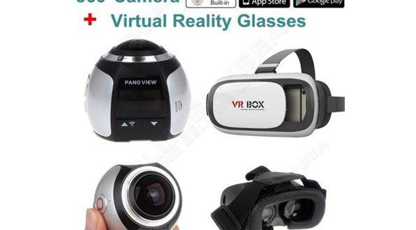 Experimenta la realidad virtual por por un precio irreal