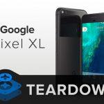 Google Pixel XL desmontaje