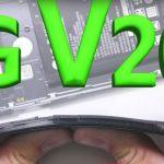 LG V20 sometido a pruebas de dureza.
